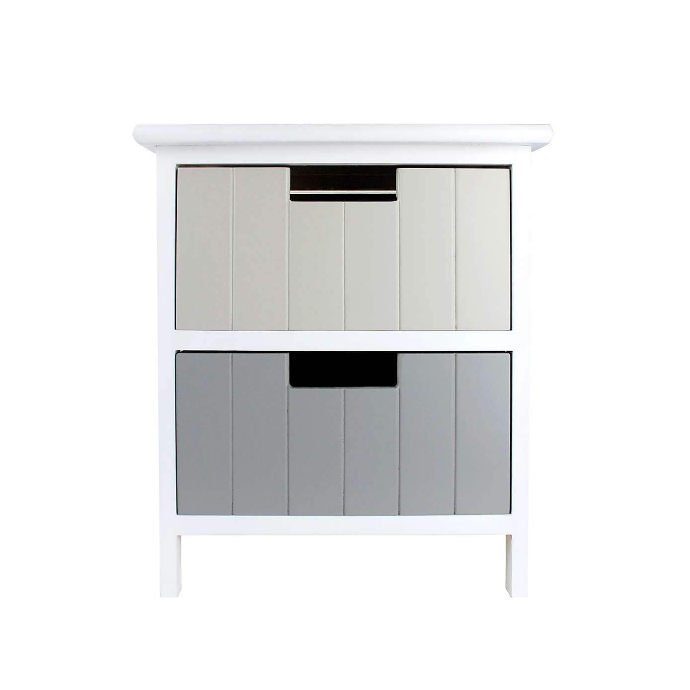 Purity 2 Drawer Tower For The Home Drawers Storage inside size 1389 X 1389