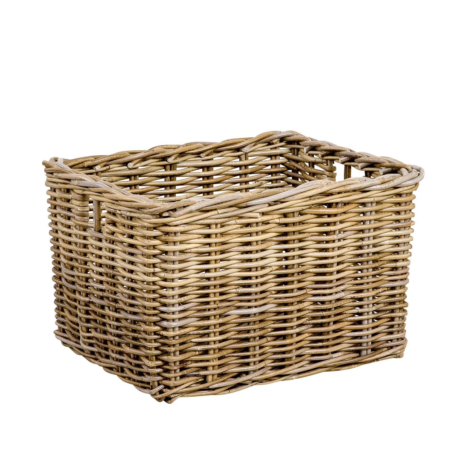 Rattan Basket Large in sizing 1500 X 1500