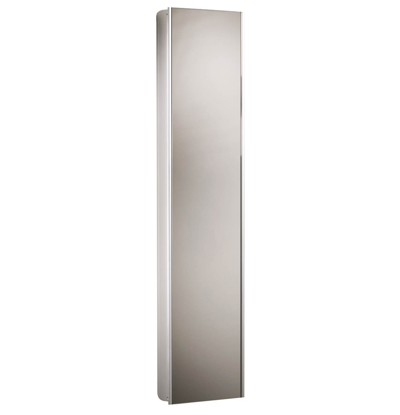 Roper Rhodes Ascension Reference Tall Mirror Door Wall Cabinet 315mm intended for measurements 1350 X 1400