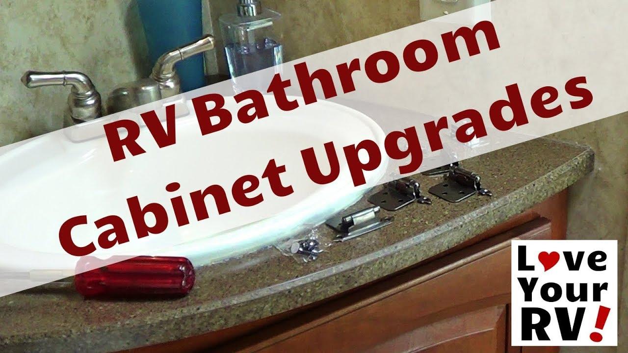 Rv Bathroom Cabinet Upgrades in sizing 1280 X 720