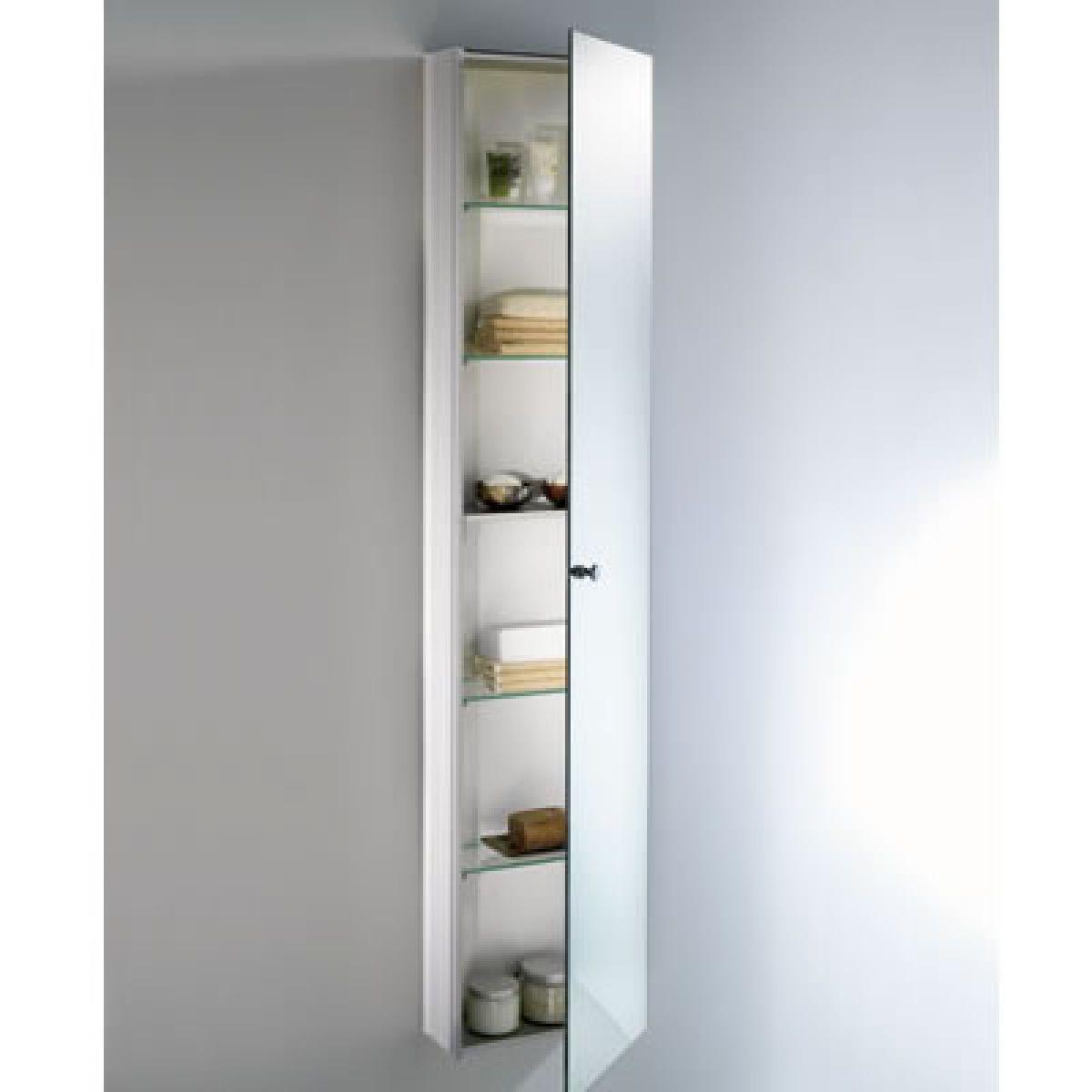 Schneider Wangaline 1 Door Tall Cabinet with regard to sizing 1200 X 1200
