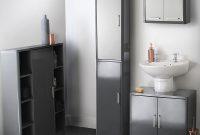 Sleek Grey Gloss Bathroom Suite Range throughout proportions 1000 X 1000