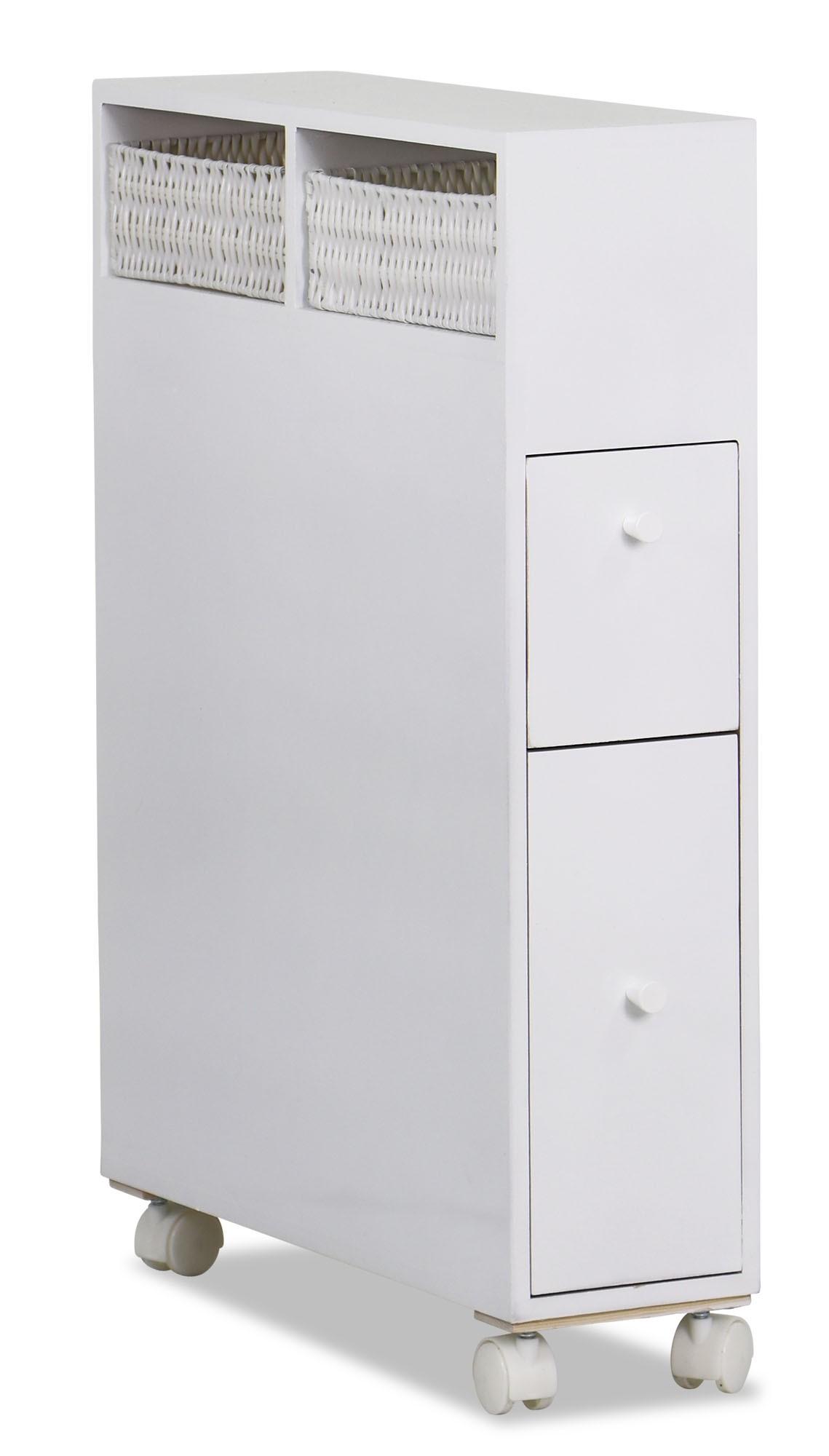 Slim Bathroom Storage Cabinet in proportions 1139 X 2000