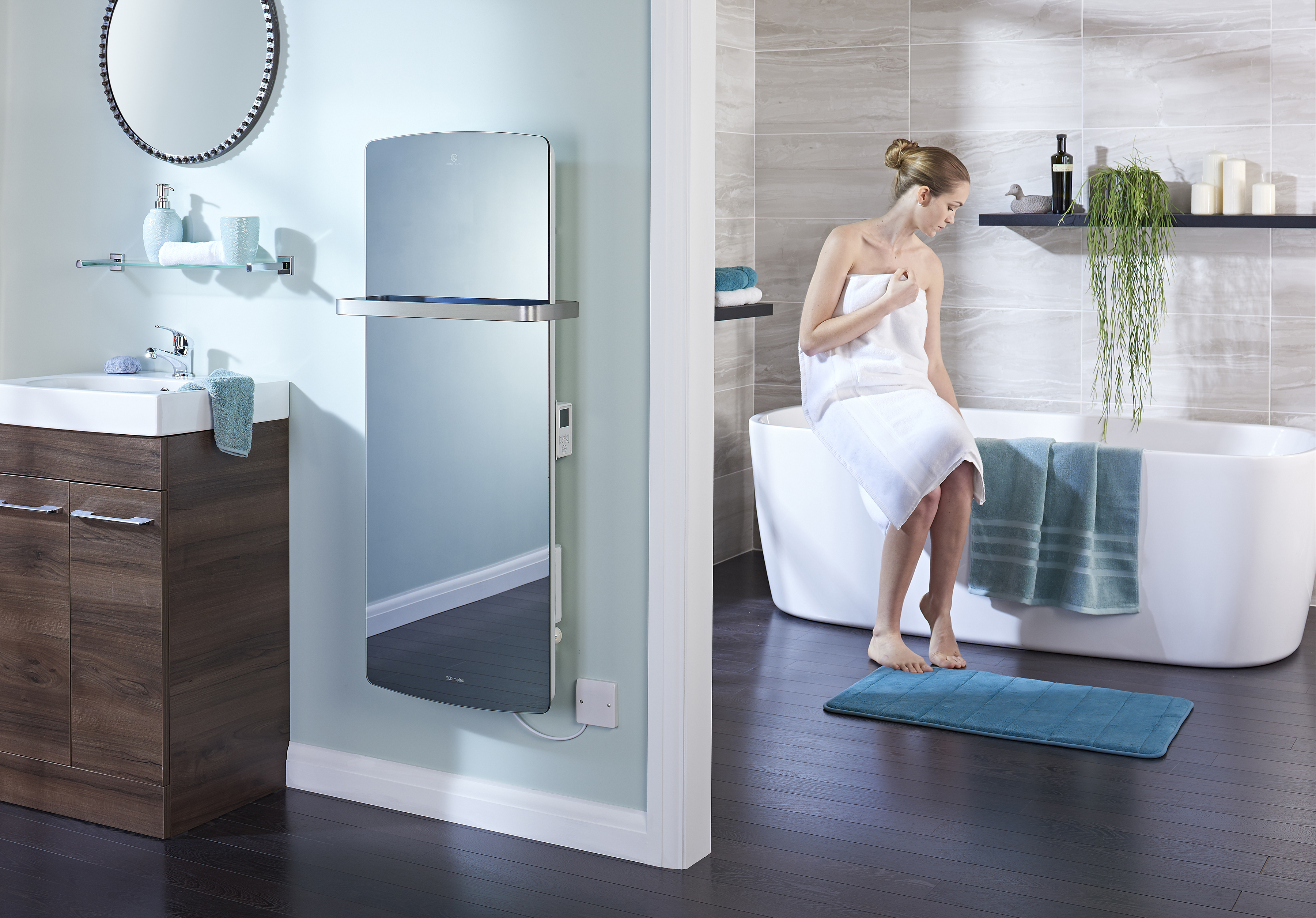 Small Bathroom Solutions Dimplex inside proportions 3600 X 2511