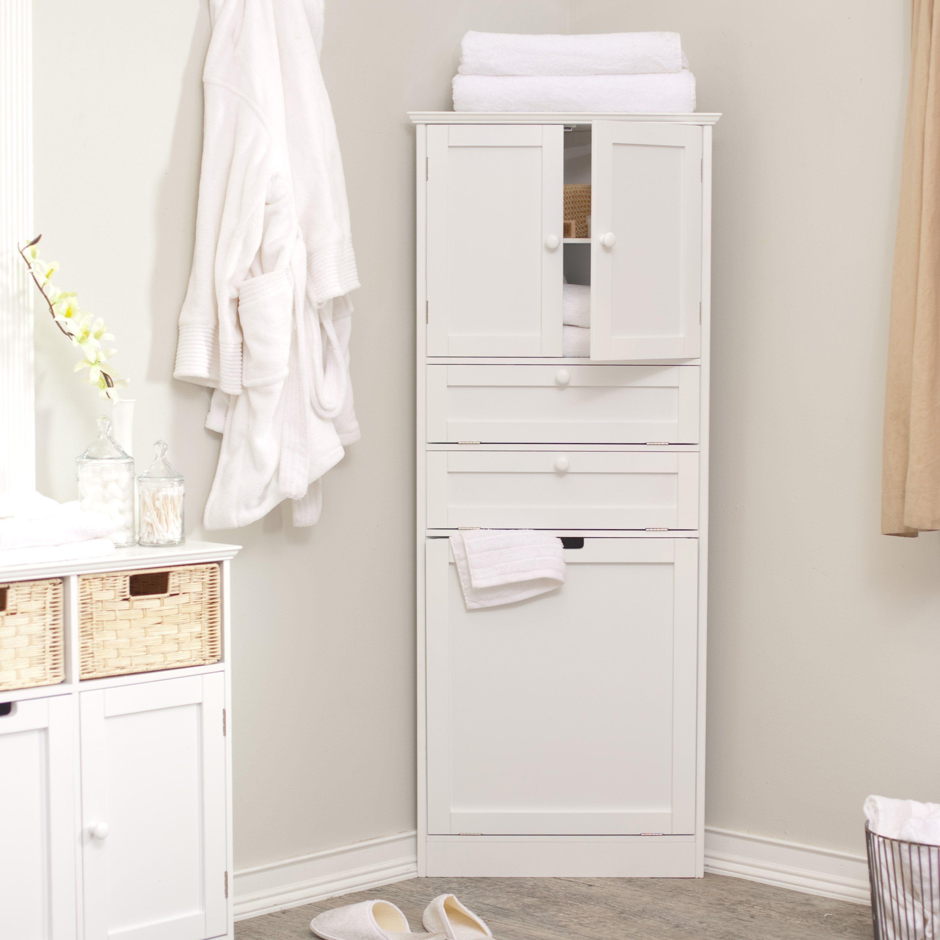 Small Corner Bathroom Storage Cabinet Bathrooms Remodel In within measurements 3279 X 3279