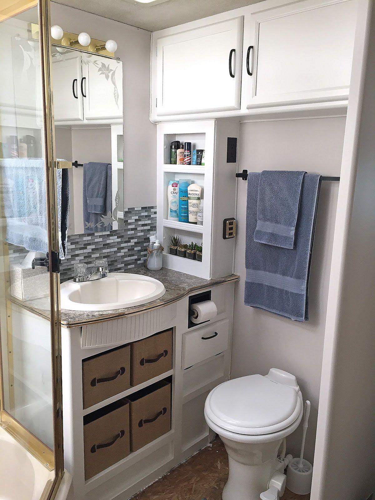 Small Rv Bathroom Decor Its with regard to dimensions 1200 X 1600