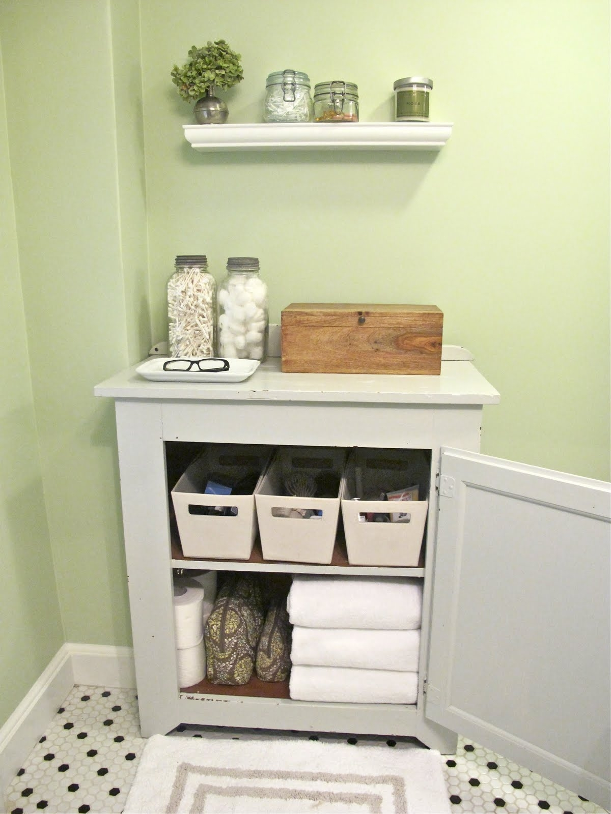 Storage Containers For Bathroom Cabinets Storage Cabinet pertaining to measurements 1200 X 1600