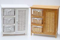 Stylish Wicker Bathroom Storage Cabinet Countryboy Me Rattan throughout sizing 1124 X 768