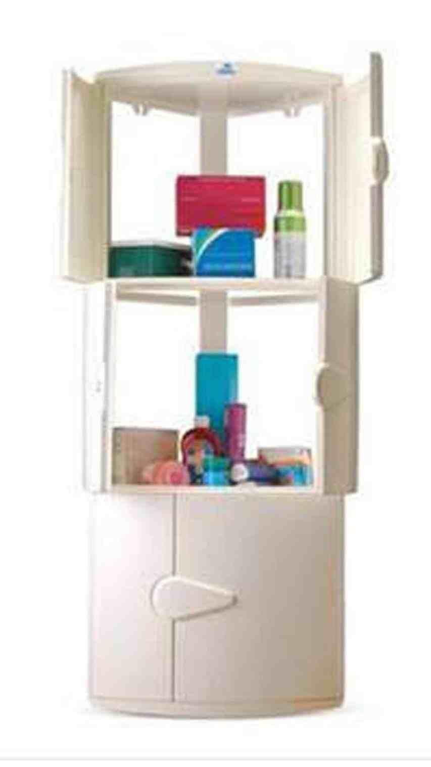 This Nilkamal Bathroom Corner Cabinet Full Size Of with regard to measurements 853 X 1517