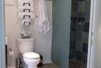 Towels Storage In A Small Bathroom Home Bathroom Towel inside dimensions 2432 X 4320