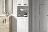 Tysen 50 X 190cm Tall Bathroom Cabinet with regard to sizing 2000 X 2000