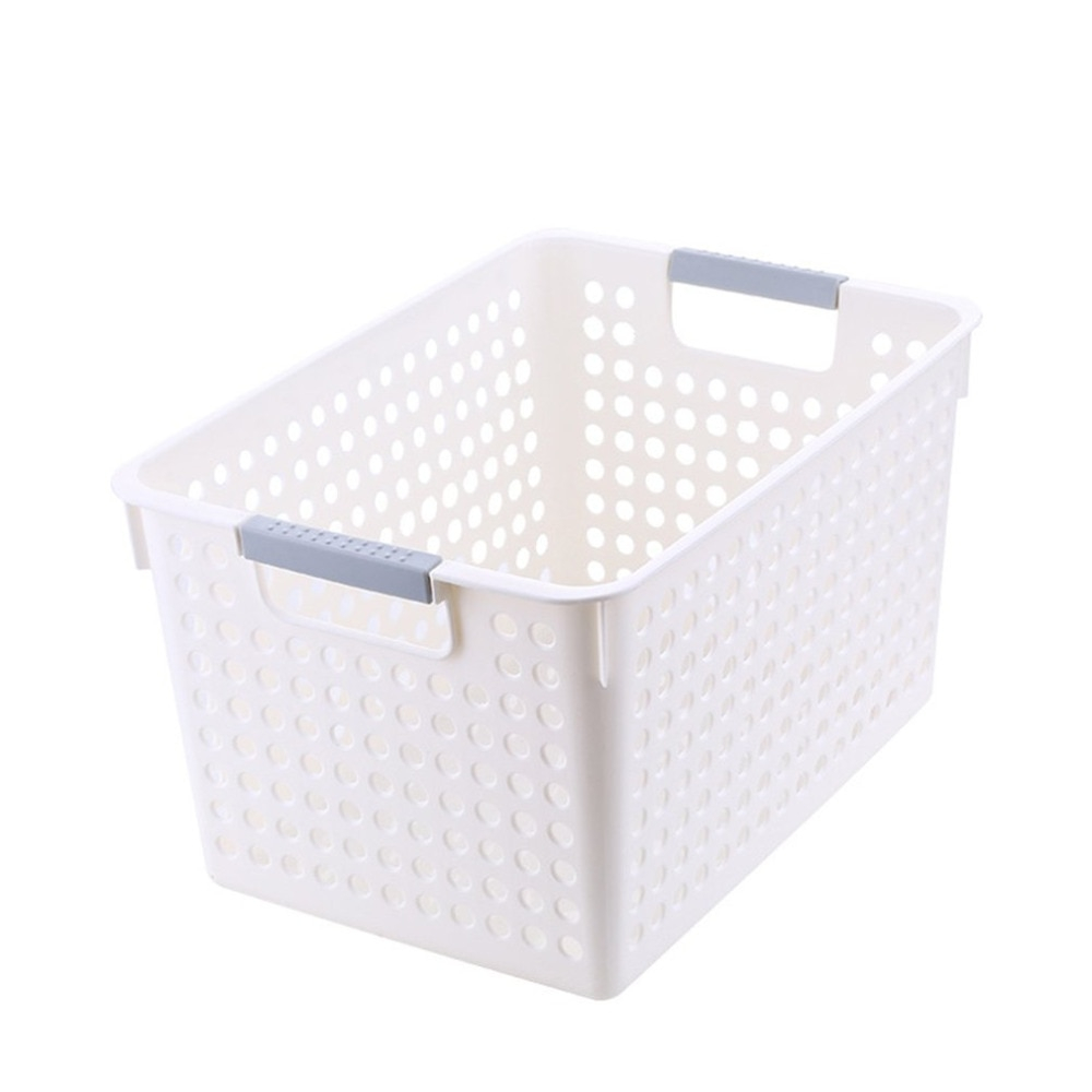 Us 433 26 Offkitchen Bathroom Desktop Imitation Rattan Storage Basket Plastic Storage Baskets Bathroom Cosmetic Make Ups Storage Basket In Storage inside dimensions 1000 X 1000