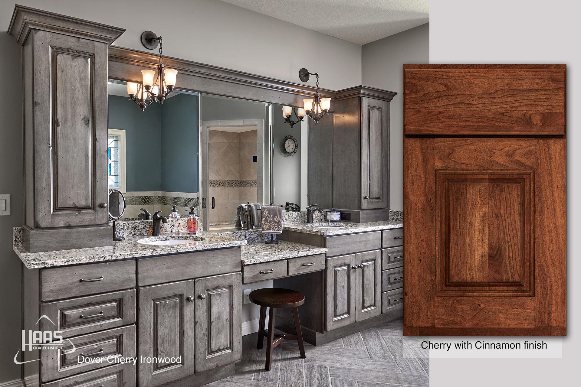 Vanities Bathroom Cabinets Haas Cabinets pertaining to measurements 1920 X 1280