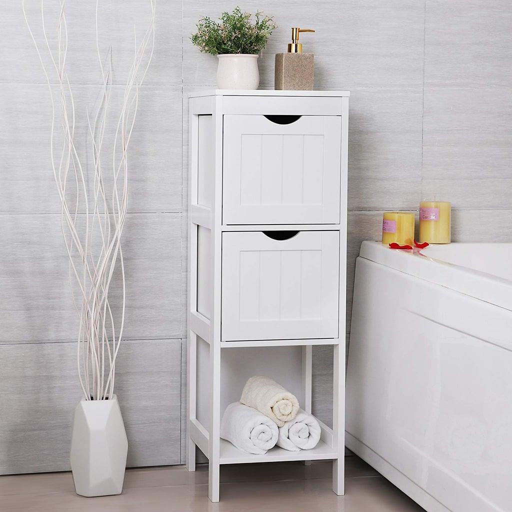 Vasagle Bathroom Storage Organizer Top Rated Organizing throughout size 1024 X 1024