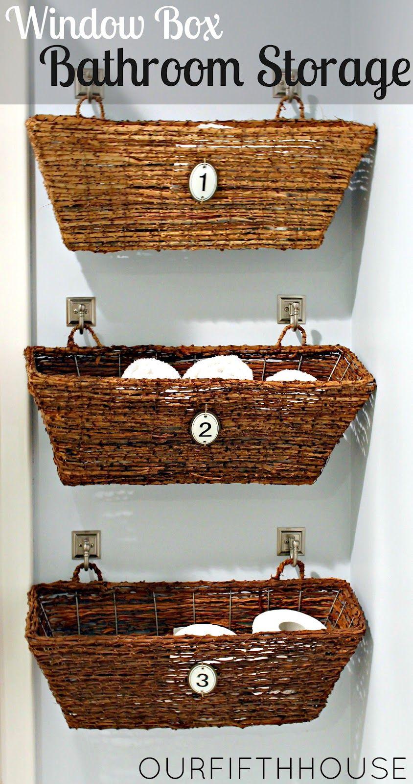 Window Box Bathroom Storage Perfect For A Small Bathroom inside dimensions 844 X 1600