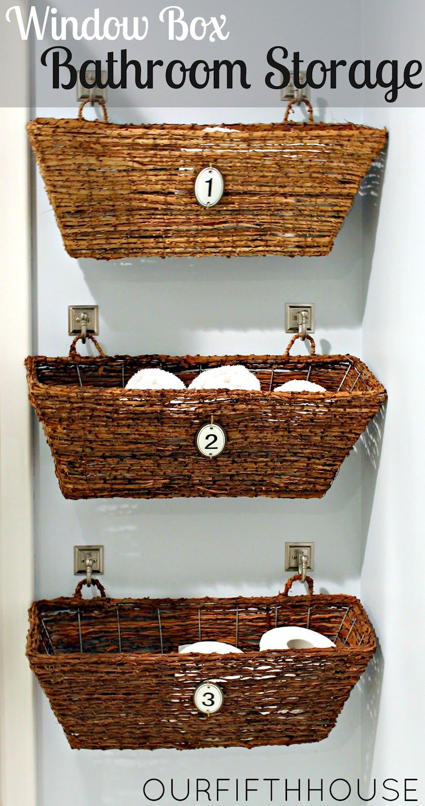 Window Box Bathroom Storage Perfect For A Small Bathroom intended for sizing 844 X 1600