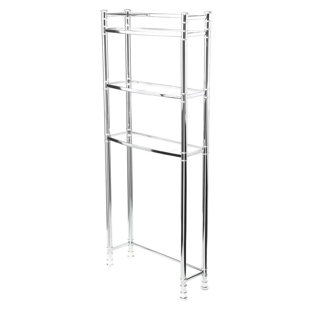 Zenna Home 2525 In W X 61 In H X 965 In D Glass Over with regard to sizing 1000 X 1000